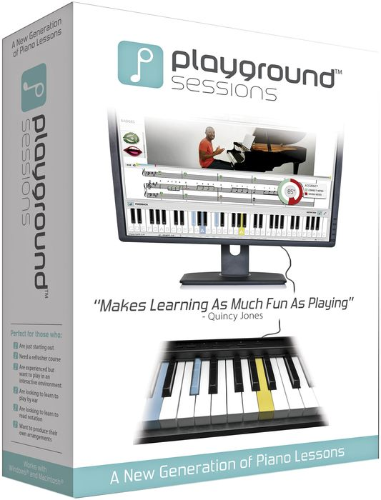 Playgroundsessions software