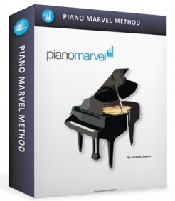 Piano Marvel box
