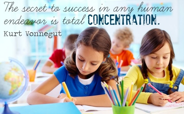 Piano for kids concentrate
